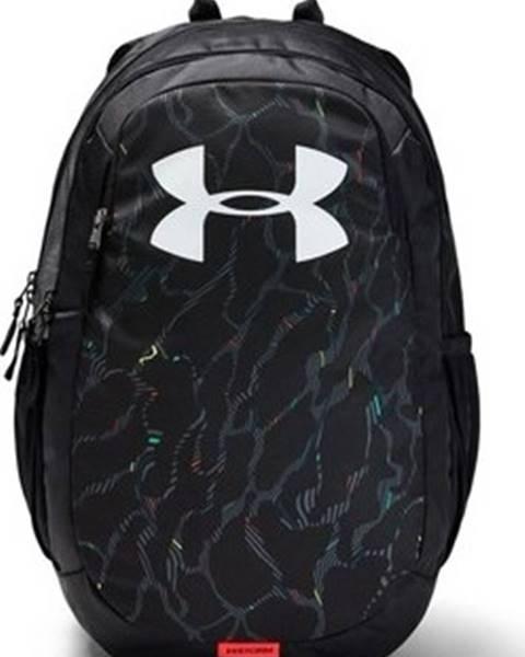 Černý batoh under armour