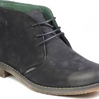 Badura Kotníkové boty 4753 Černá
