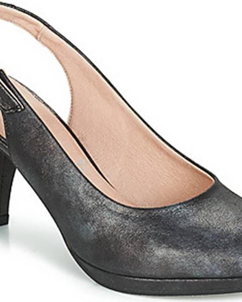 Černé boty Dorking