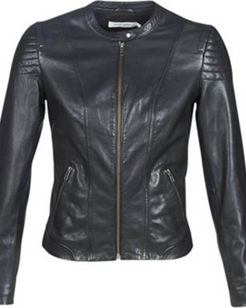 Černá bunda Naf Naf