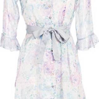 Smash Krátké šaty MALLORY Bílá
