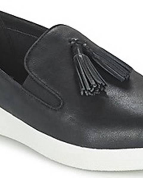 Černé boty FitFlop