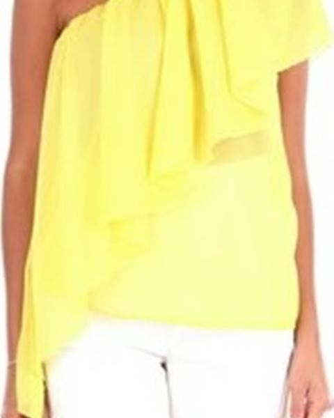 Žlutá halenka Simona Corsellini