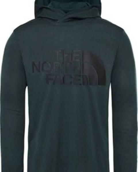 Zelená mikina The North Face