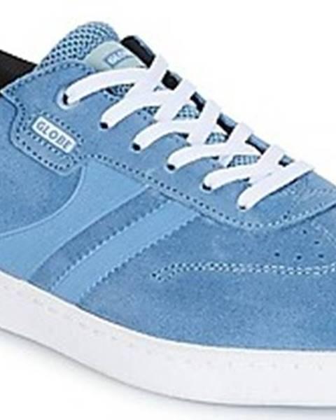 Modré boty Globe