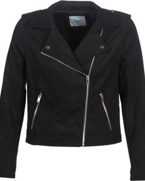 Černá bunda JdY