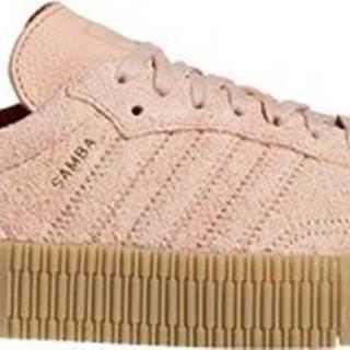 adidas Tenisky Sambarose W Růžová