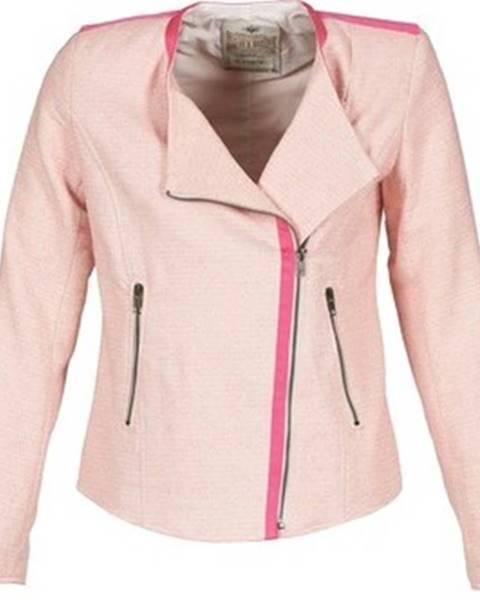 Růžová bunda Chipie
