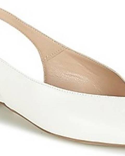 Bílé baleríny Fericelli