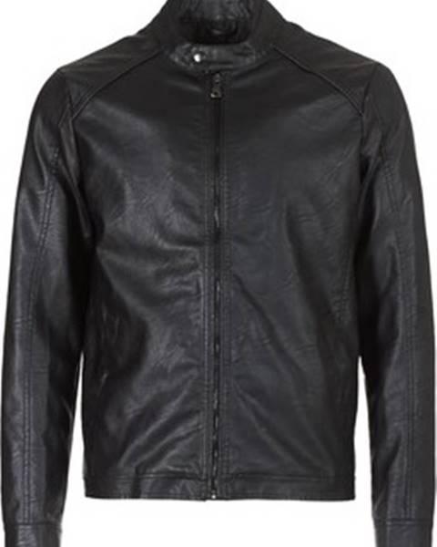 Černá bunda Yurban