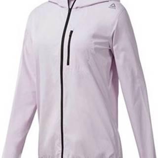 Reebok Sport Bundy Wor Wvn Jacket Růžová