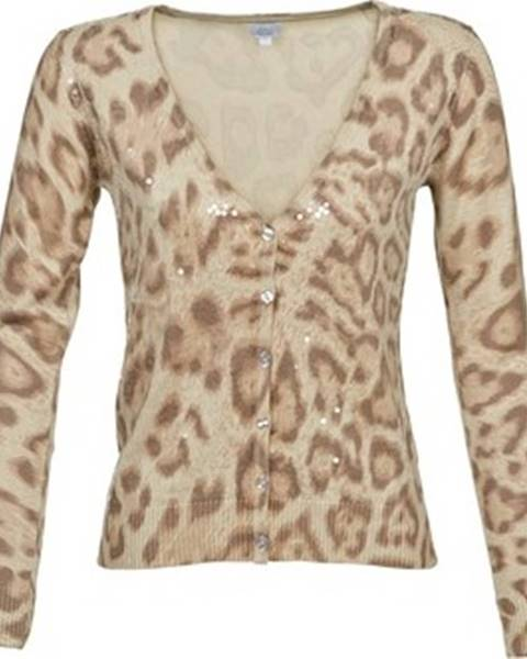 Béžový svetr Alba Moda