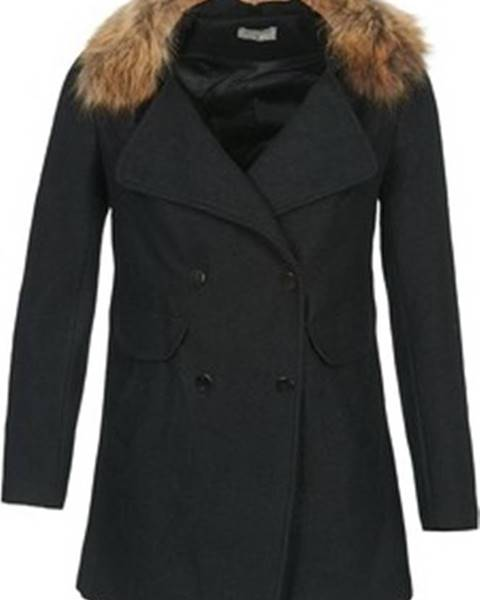 Betty London Betty London Kabáty DEFIA Černá