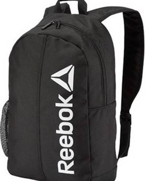 Černý batoh Reebok Sport