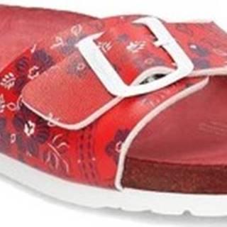 Pepe jeans pantofle Oban Červená