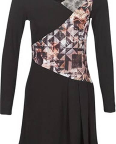 Smash Krátké šaty MAGALI Černá