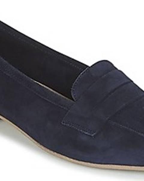 Modré mokasíny Betty London