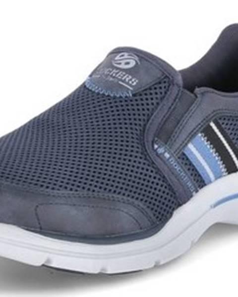 Modré boty DOCKERS