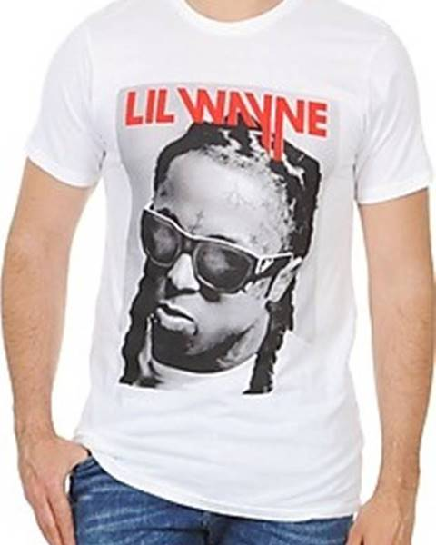 Bílé tričko Eleven Paris