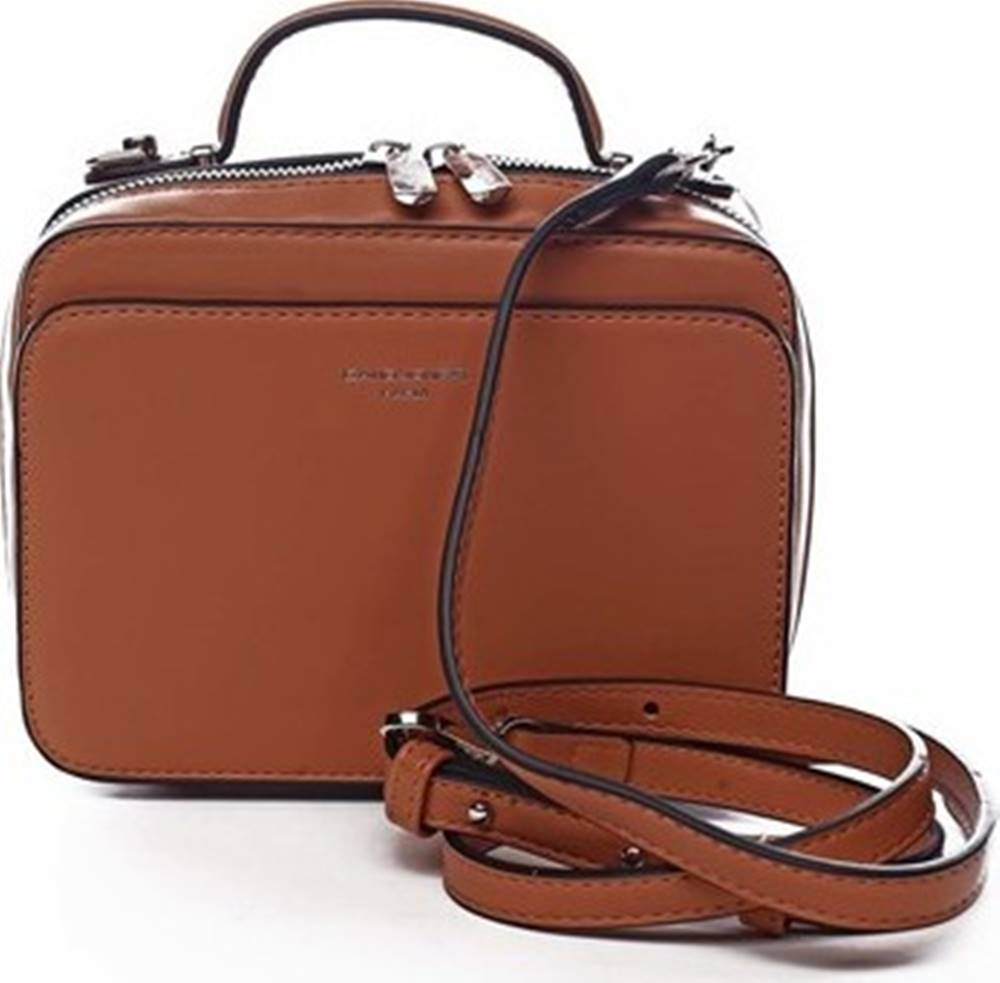 David Jones David Jones Kabelky Dámská kabelka oranžová - Zara ruznobarevne