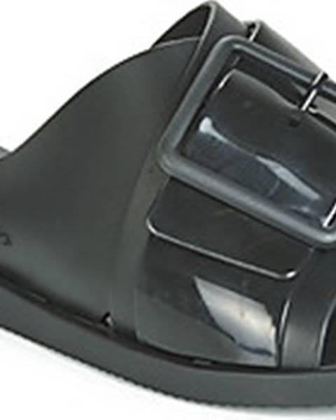 Černé pantofle ipanema