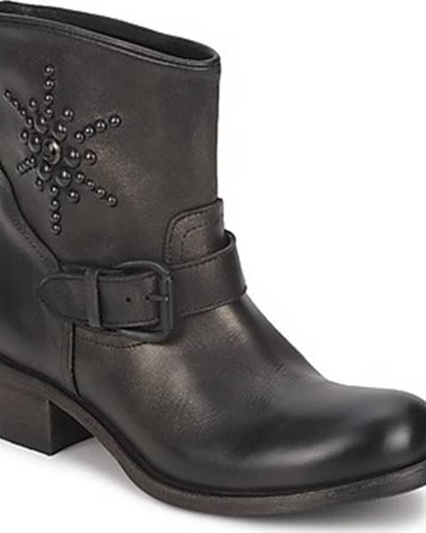 Černé boty JFK