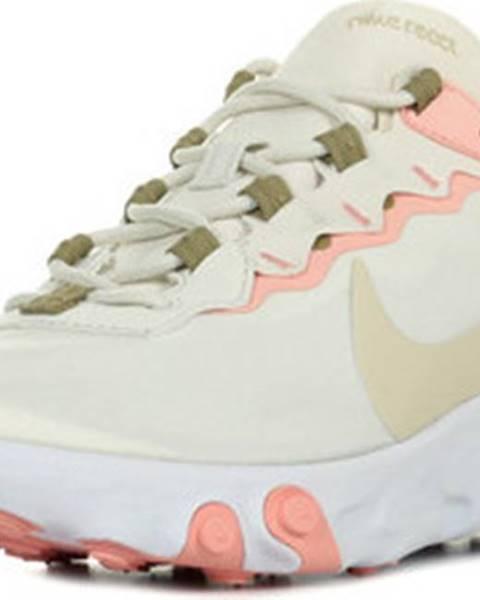 nike Nike Tenisky Wn's React Element 55 Béžová