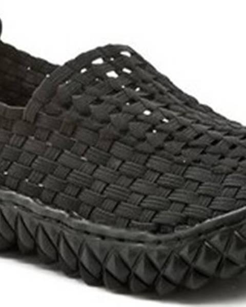 Černé boty ROCK SPRING