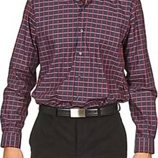 Pierre Cardin Košile s dlouhymi rukáv DANTON Červená