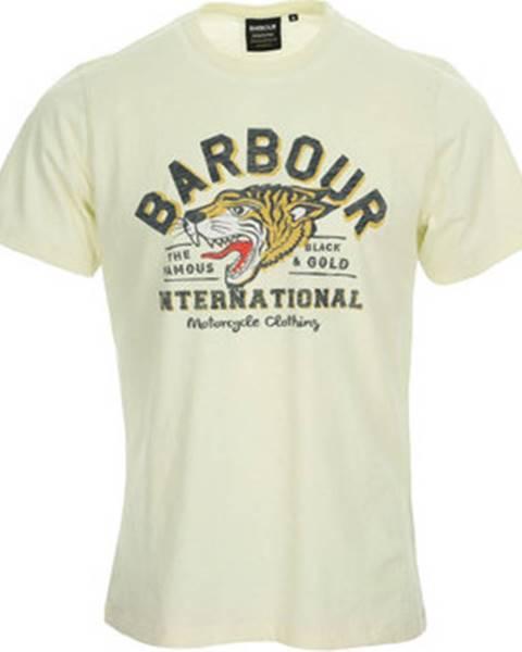 Tričko barbour