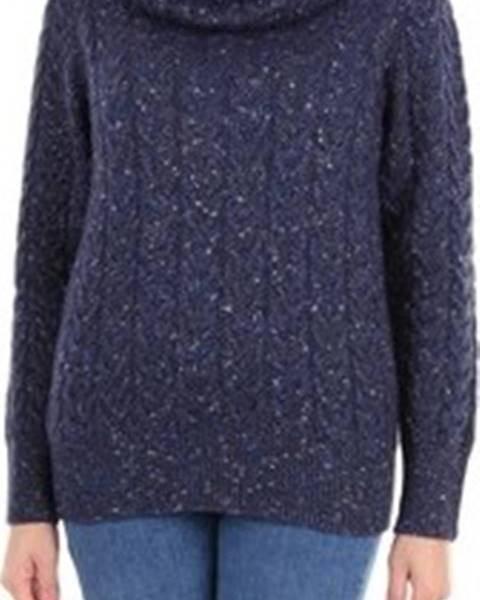 Modrý svetr Blumarine