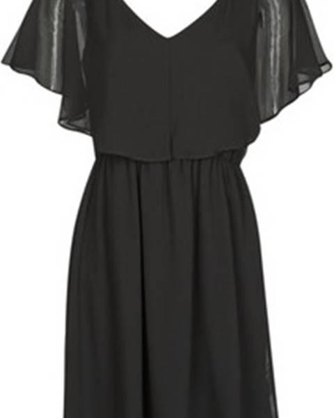 Černé šaty Naf Naf