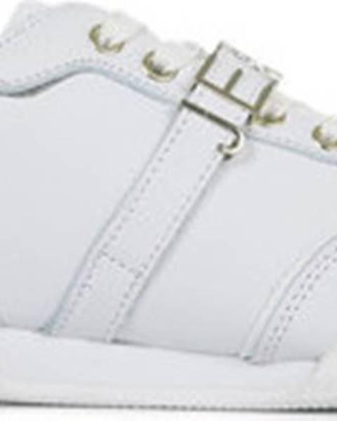 Bílé tenisky Versace