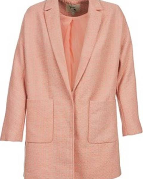 Růžová bunda Yumi
