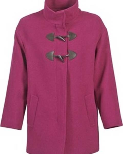 Růžová bunda Benetton