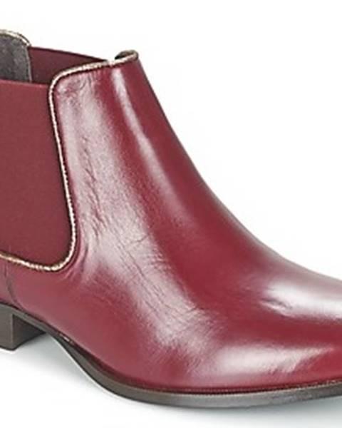 Bordové boty Betty London