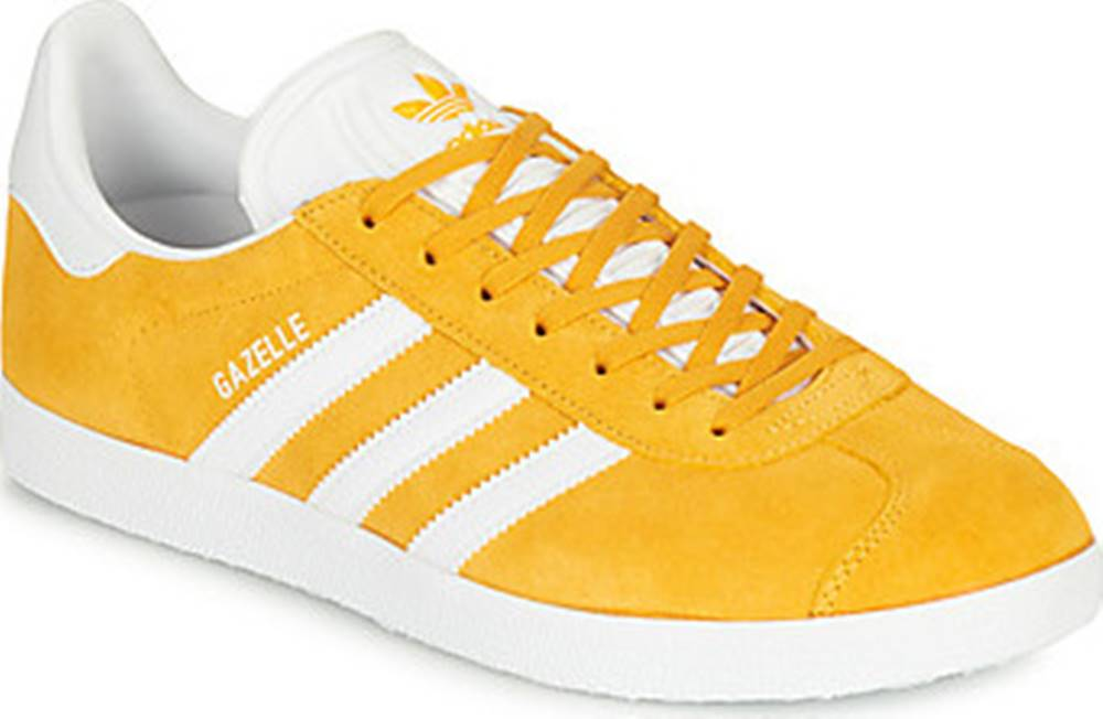 adidas adidas Tenisky GAZELLE Žlutá