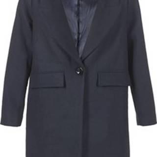 Betty London Kabáty FEFILA Modrá