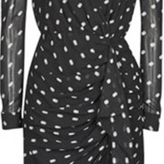 Guess Krátké šaty AMAL DRESS Černá