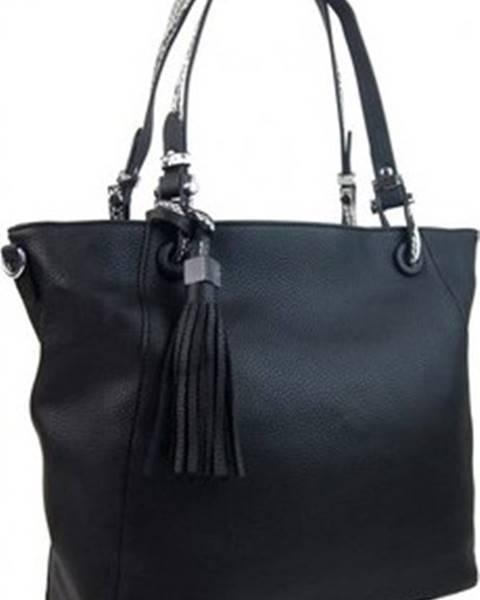 Černá kabelka BELLA BELLY