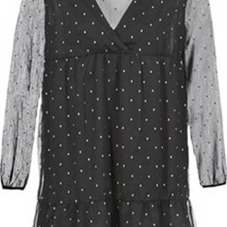 Betty London Krátké šaty JASECLU Černá