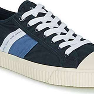 Pepe jeans Tenisky MALIBU Modrá
