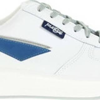 Rejnok Dovoz Tenisky Pánská obuv Prestige 86808-10 bílá Bílá