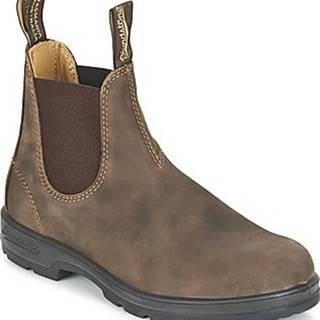 Blundstone Kotníkové boty COMFORT BOOT Hnědá