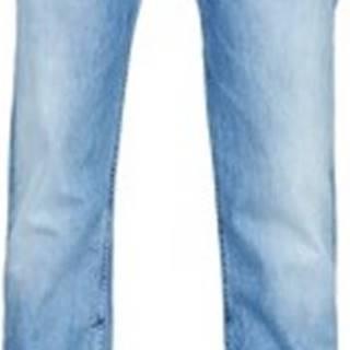 Pepe jeans Rifle rovné SPIKE Modrá