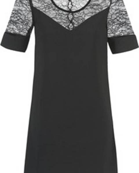 Černé šaty Moony Mood