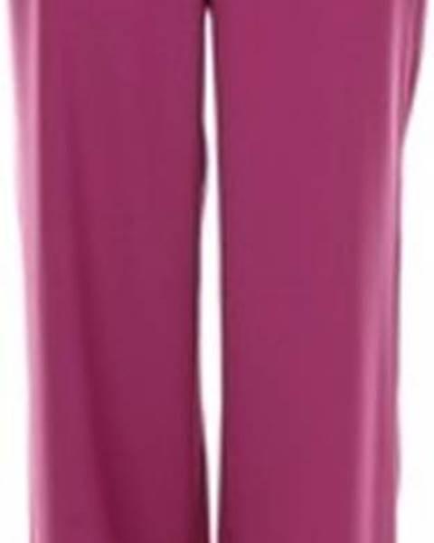 Fialové kalhoty Blugirl