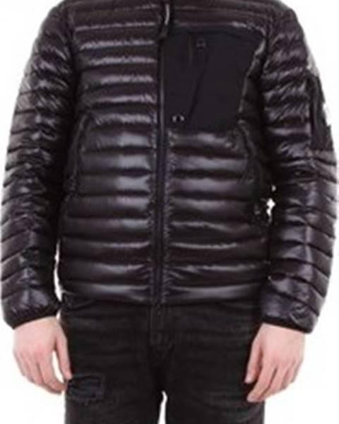 Černá bunda C.p. Company
