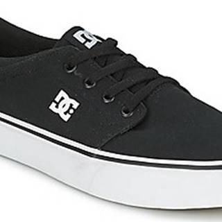 DC Shoes Tenisky TRASE TX MEN Černá
