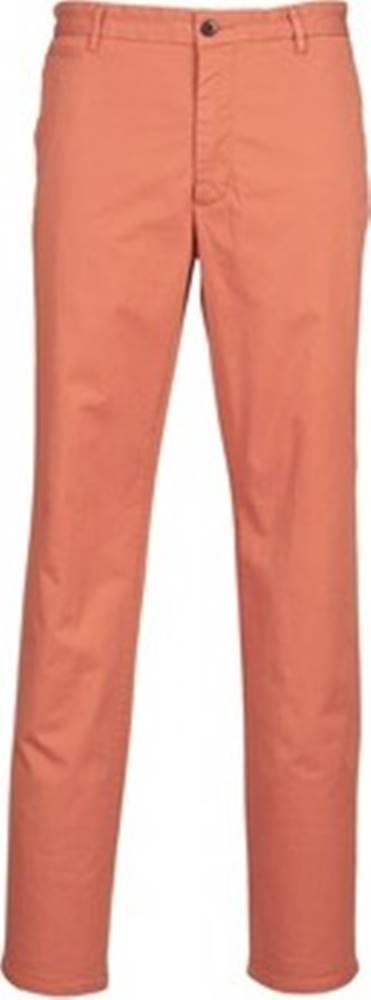 DOCKERS Dockers Kapsáčové kalhoty MARINE SLIM FILLMORE Oranžová